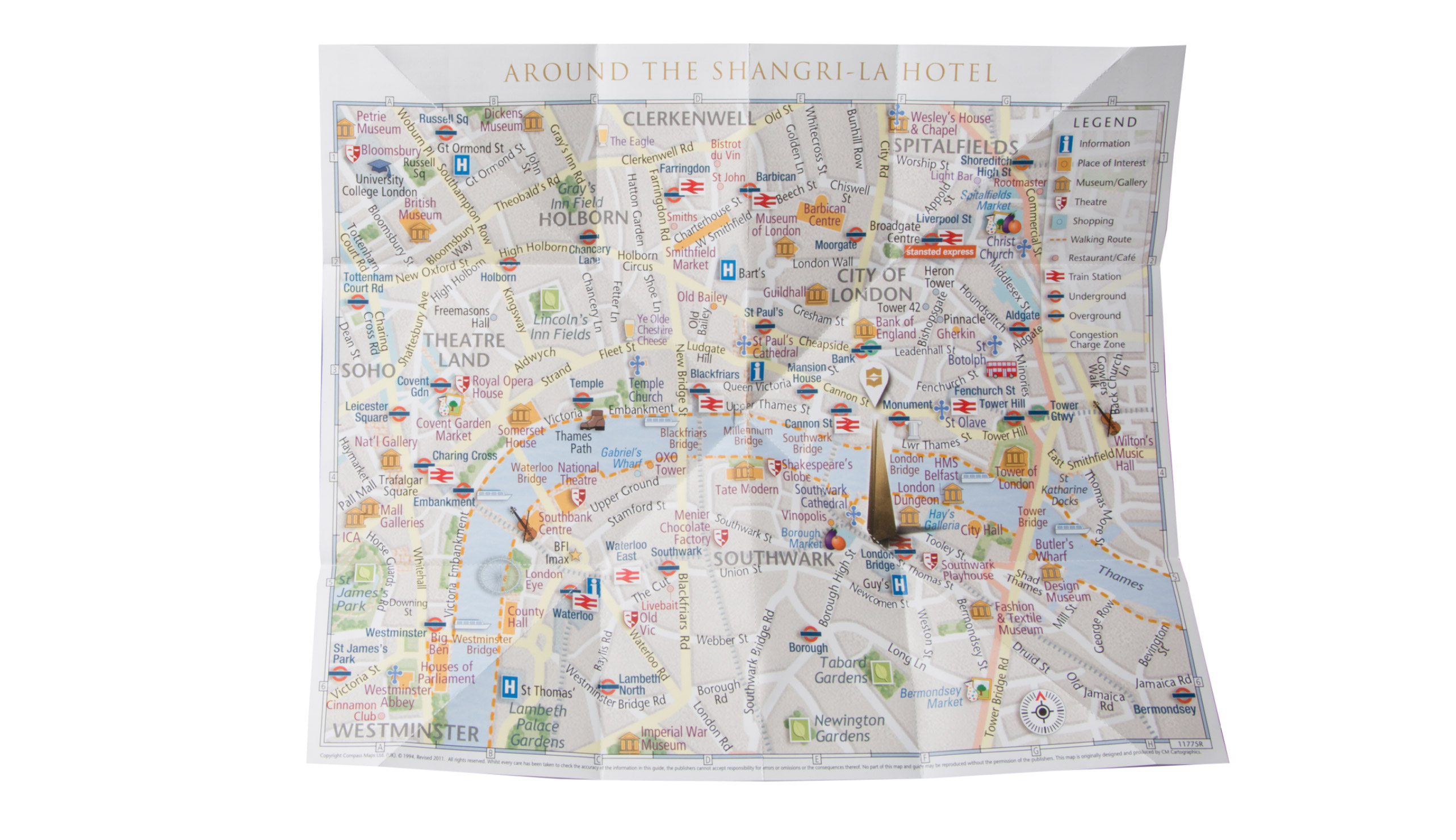 PopOut products, maps and city guides on