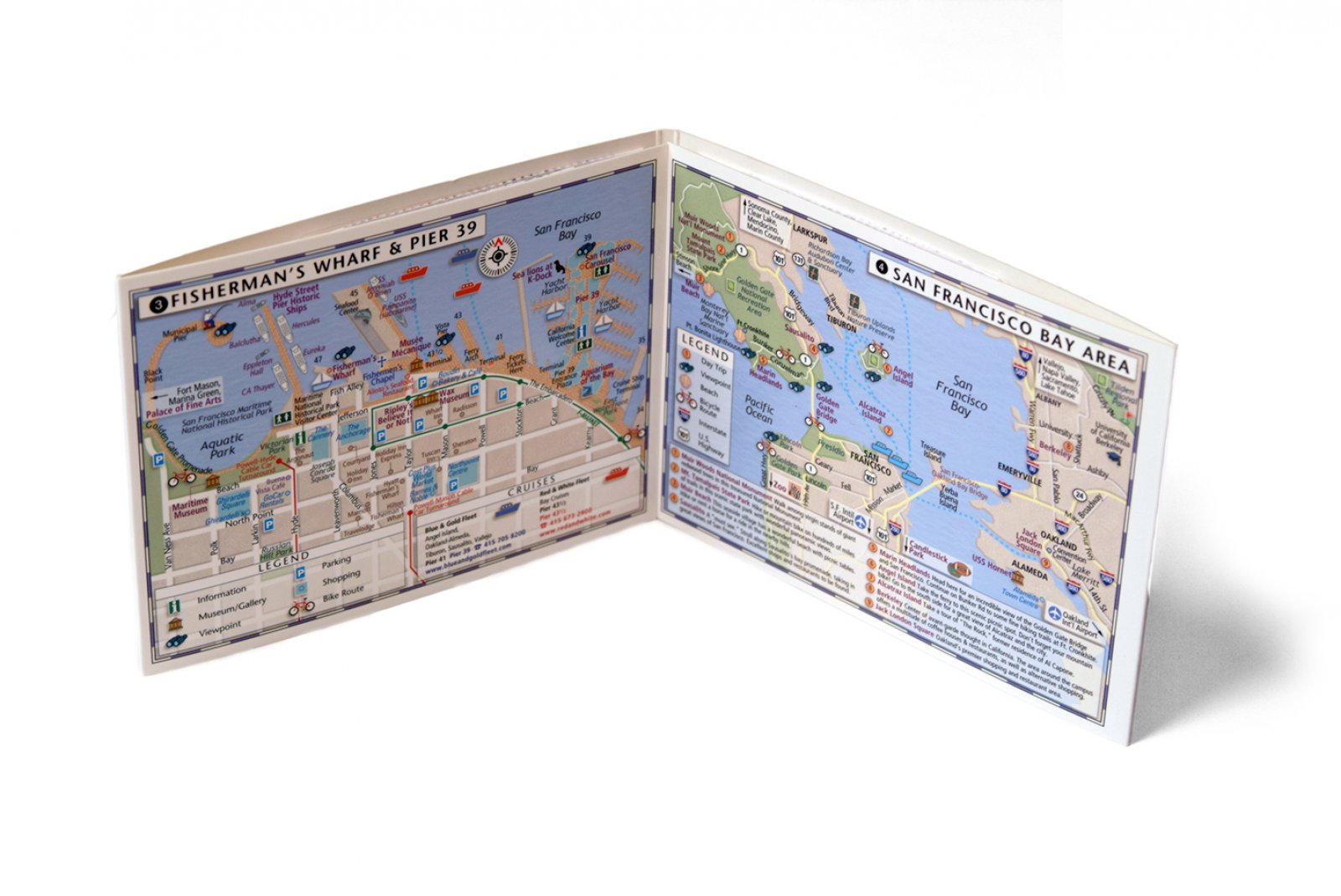 PopOut City Maps Popout Products - Washington dc pop up map