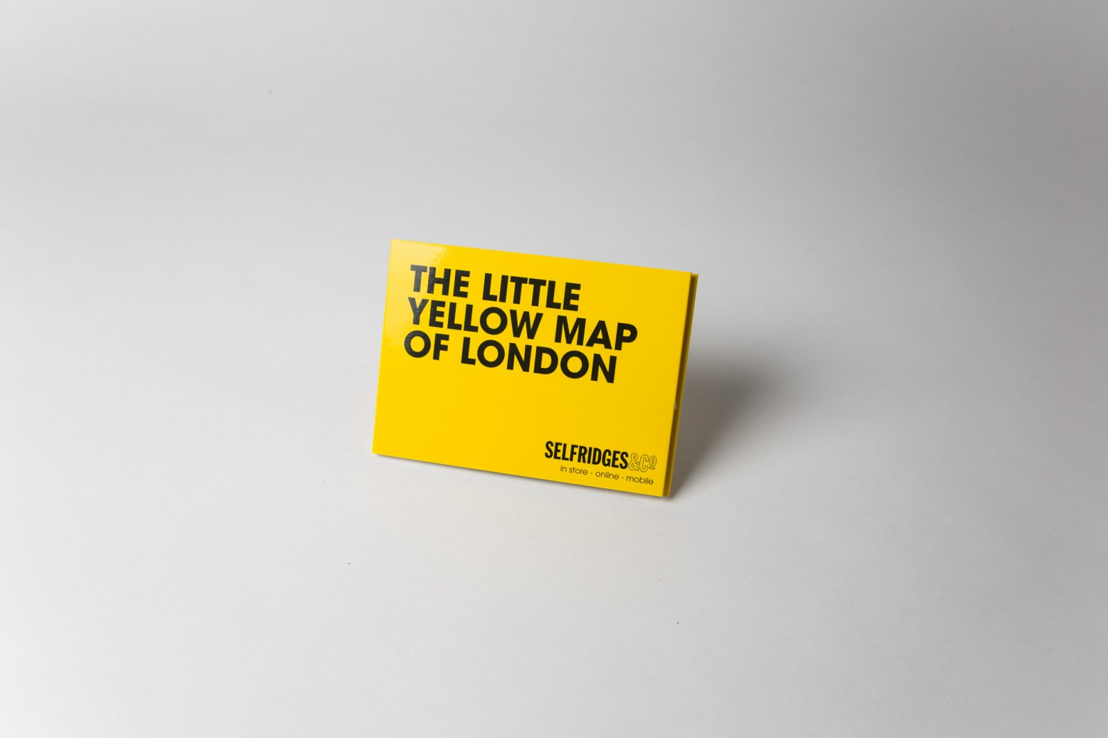 selfridges loyalty card